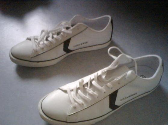 Stylish white.