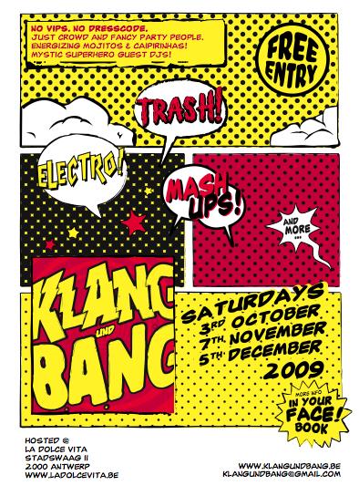 Klang und Bang artwork