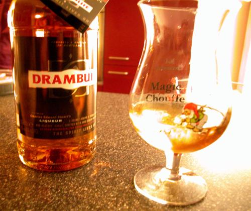 Op de Leven In Leuven drink. - Leuven