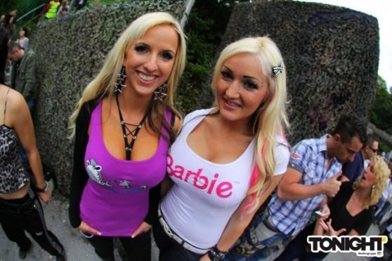 Barbie en haar vriendinnen