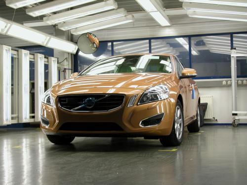 De nieuwe Volvo S60.