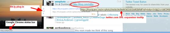 URL expansion on twitter.com