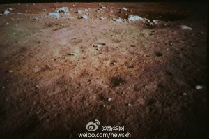 Chinese Chang'e3 landed on the moon.