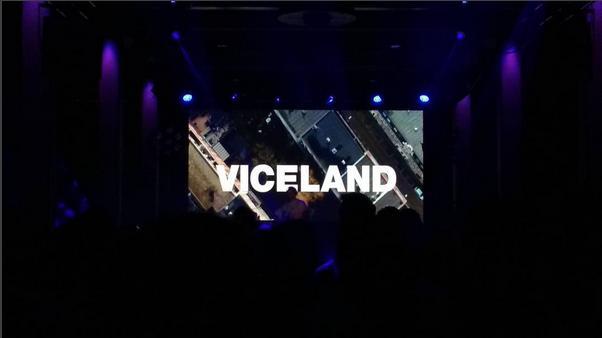 Viceland Launch Amsterdam 23 februari 2017